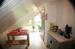 Ferienwohnung Nordsee Wremen Küche 150